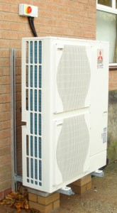 Air Sourse Heat Pumps